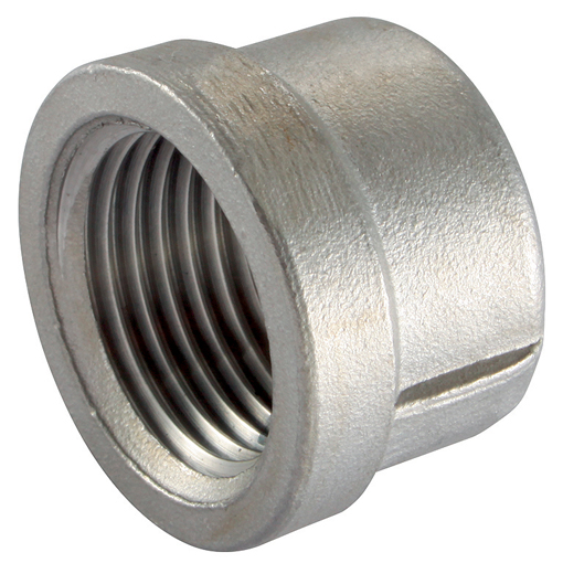 Stainless steel pipe fittings quot bsp round blanking
