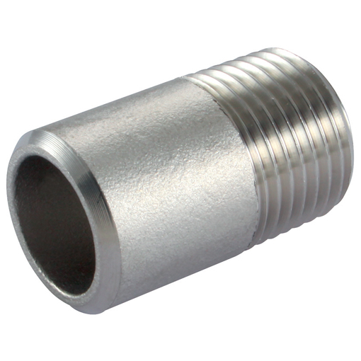 Stainless steel pipe fittings quot bspt male welding